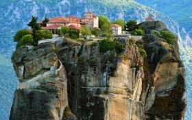 Delphi, Meteora