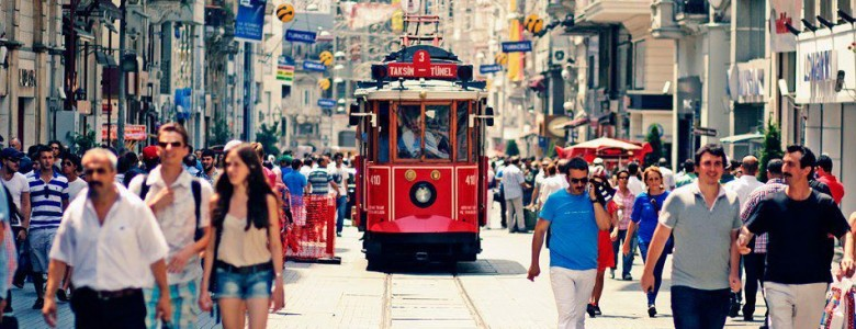 Tantalising Taksim